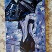 Картина маслом Незнакомка (девушка под зонтом) живопись мастихин по цене 8500₽ - Картины, постеры, гобелены, панно, фото 6