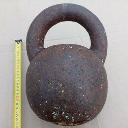 Гири - Гиря 32 кг, 0