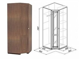 Шкафы, стенки, гарнитуры - Шкаф угловой, 0