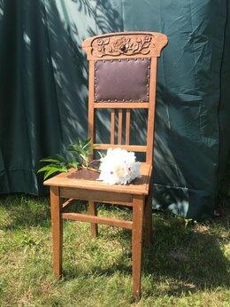 Стулья, табуретки - Деревянный стул винтаж под реставрацию, 0