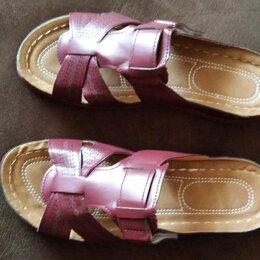 Шлепанцы - Женская обувь, 0