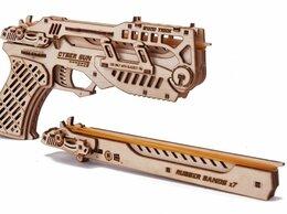 Сборные модели - Сборная модель из дерева Wood Trick Кибер…, 0