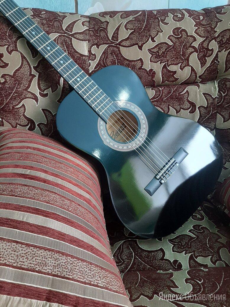 Гитара Belucci чёрная по цене 3790₽ - Акустические и классические гитары, фото 0