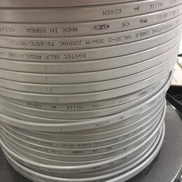 Кабели и разъемы - Саморегулирующийся кабель SRL 30-2, 0