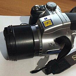 Фотоаппараты - Фотоаппарат Sony DSC-H5, 0