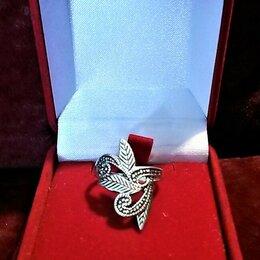 Кольца и перстни - Серебряное кольцо, 925 проба, 0