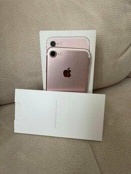 Мобильные телефоны - Apple iPhone 7 32gb, оригинал , в коробке ROSE…, 0