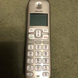 Радиотелефоны - Телефон Philips беспроводной , 0