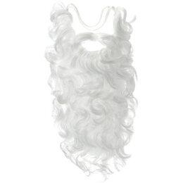 Карнавальные и театральные костюмы - Борода Деда Мороза Simple Light, 0