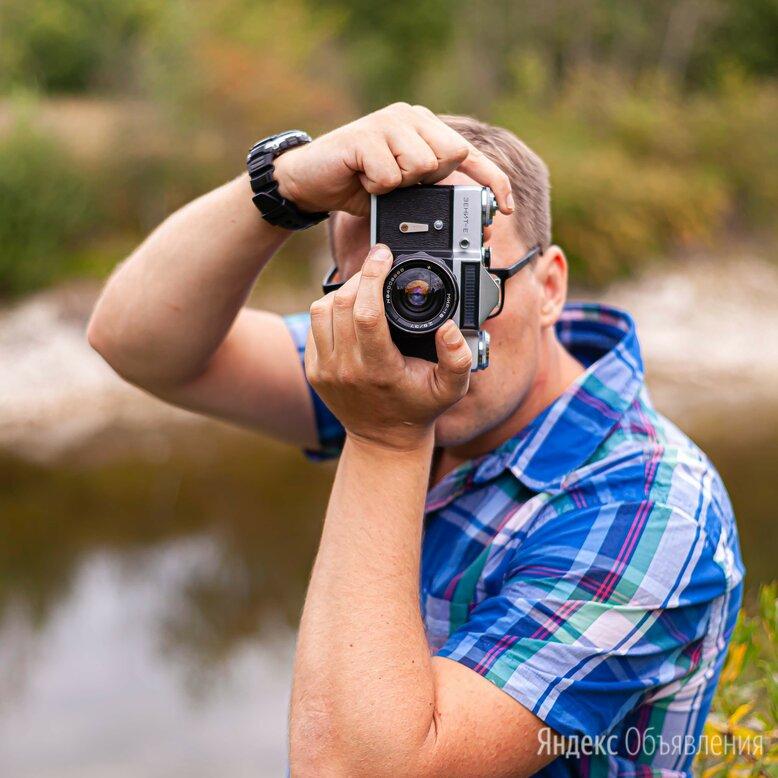 Семейный фотограф Сергей Корнешов в Пскове по цене 2000₽ - Фото и видеоуслуги, фото 0