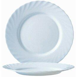 Тарелки - Тарелка обеденная Arcoroc Trianon 27 см, 0