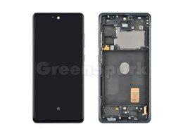 Дисплеи и тачскрины - Дисплей для Samsung G780F Galaxy S20 FE в рамке…, 0
