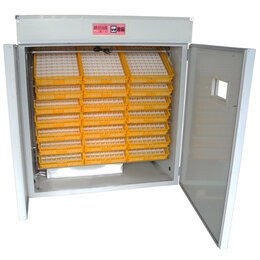 Товары для сельскохозяйственных животных - Инкубатор + выводной шкаф MJB/N-3 на 1848 яиц, 0