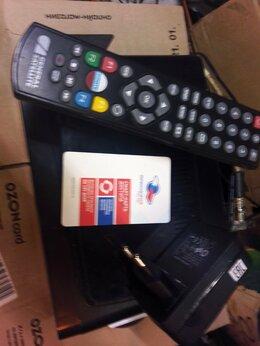 Спутниковое телевидение - Триколор ресивер GS 211, 0