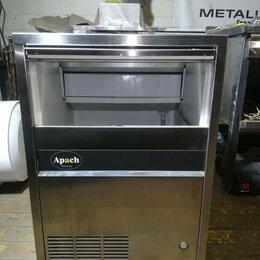Морозильное оборудование - ЛЬДОГЕНЕРАТОР APACH КУБИК ACB5025 A, 0