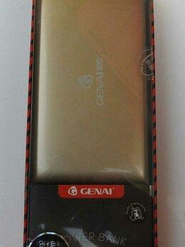 Универсальные внешние аккумуляторы - Внешний аккумулятор Power bank Genai J10 10000mAh, 0