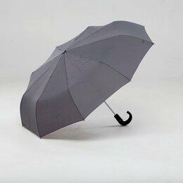 Зонты и трости - Мужской серый зонт AY OK60 HBG из Японии, 0