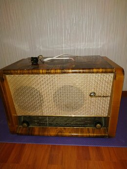 Радиоприемники - Ламповый радиоприемник., 0