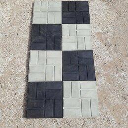 Садовые дорожки и покрытия - Плитка полимерпесчаная 330х330 и 250х250 (дачная), 0