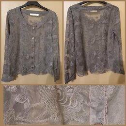 Блузки и кофточки - Блуза/Кардиган кружевной, 0