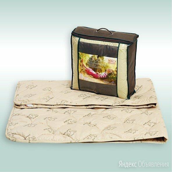 Одеяло Экосоня-верблюд Россия оптом.Размер 172*205 по цене 910₽ - Одеяла, фото 0