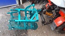 Навесное оборудование - Картофелекопалка ККМ-3 для мини-трактора Беларус…, 0