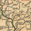 Гравированная кабинетная карта 1758 года России и северных стран S6710 по цене 220000₽ - Гравюры, литографии, карты, фото 10