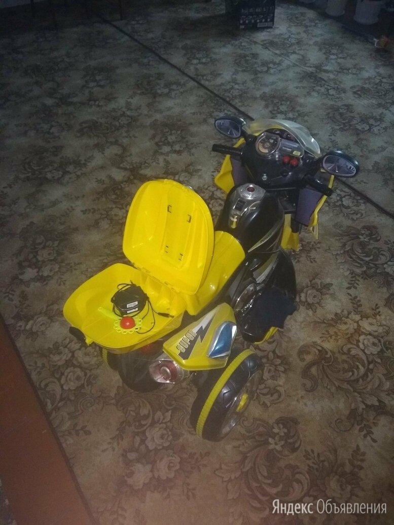 Детский мотоцикл по цене 6500₽ - Электромобили, фото 0