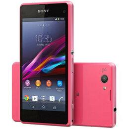 Мобильные телефоны - Sony Xperia Z1 Compact D5503 (Pink), 0