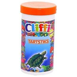 Корма  - Cliffi Premium Tartstiks 1 л Корм для черепах…, 0