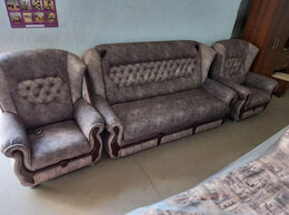 Диваны и кушетки - Мягкая мебель комплет , 0