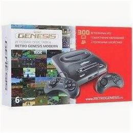 Игровые приставки - Новая игровая приставка Sega Genesis modern +300, 0