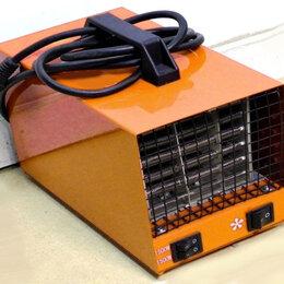 Обогреватели - обогреватель с вентилятором 3000 вт, 0