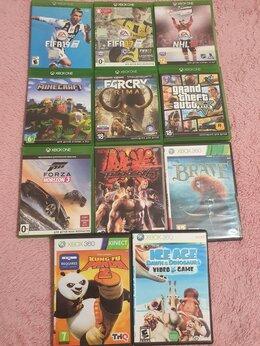 Игры для приставок и ПК - Более 130 игр на Xbox one, 0