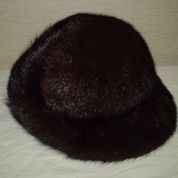 Головные уборы - Шляпа норковая зимняя, 0
