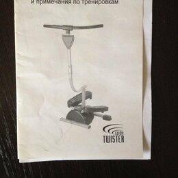 Степперы - тренажер Кардио-Твистер, 0