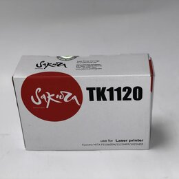 Картриджи - TK-1120 Тонер-картридж  KYOCERA FS-1060DN/FS-1025MFP/1125MFP (3K) Sakura, 0