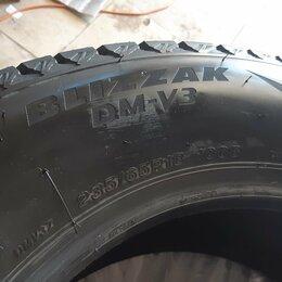 Шины, диски и комплектующие -  Шины Bridgestone Blizzak DM-V3 235/65 R18, 0