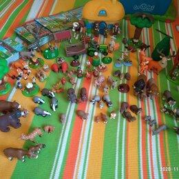 Игровые наборы и фигурки - Животные леса с Фёдором и Фёклой от Деагостини, 0