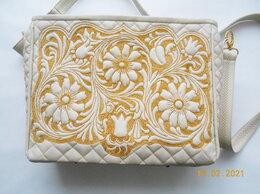 Сумки - Женская сумочка через плечо (ручная работа), 0