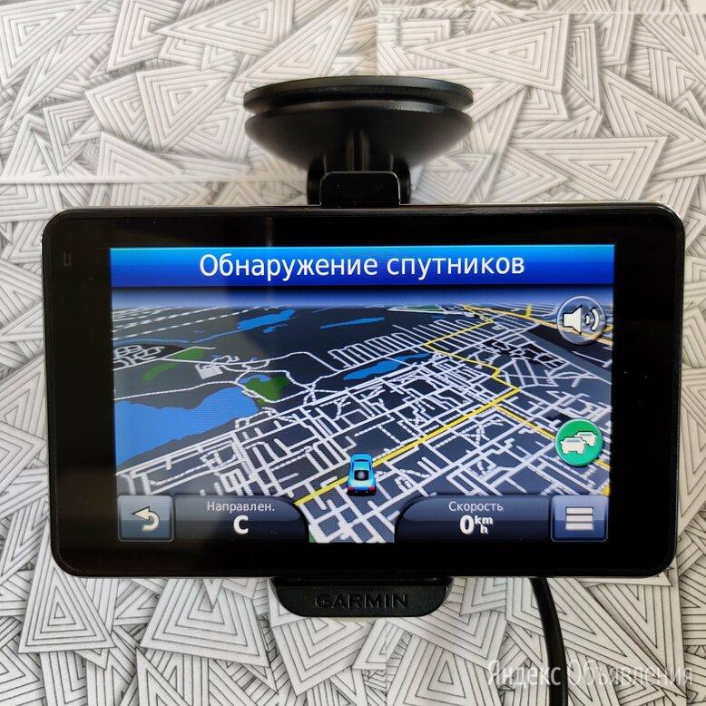 GPS-навигатор Garmin Nuvi 3760 по цене 6000₽ - GPS-навигаторы, фото 0