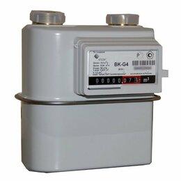 Счётчики газа - Счетчик газа ВК G  4 левый/правый, 0