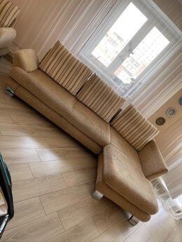Диваны и кушетки - Продам диван с креслом, 0