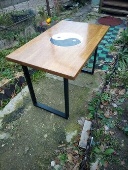 Столы и столики - Стол в стиле лофт., 0