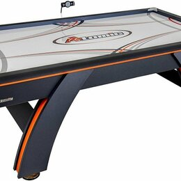Игровые столы - Аэрохоккей Atomic Contour 7,5ф, 0