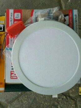 Встраиваемые светильники - Ультратонкий встраиваемый светильник InHome 18W, 0