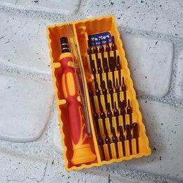 Отвертки - Набор отверток для ремонта электроники (YX8017A), 0