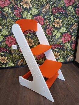 Стулья, табуретки - Детский растущий стул, 0