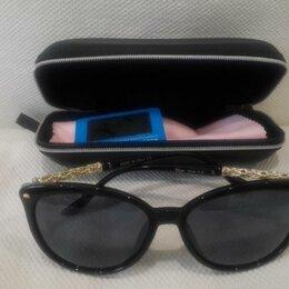 Очки и аксессуары - Модельные поляризованные очки Dior 51098, 0