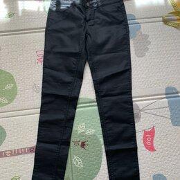 Брюки - Брюки/джинсы чёрные женские , 0